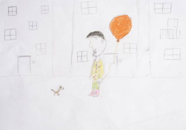 творчество детей, о добром, сказки