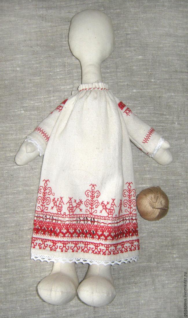 Народная кукла своими руками сшить
