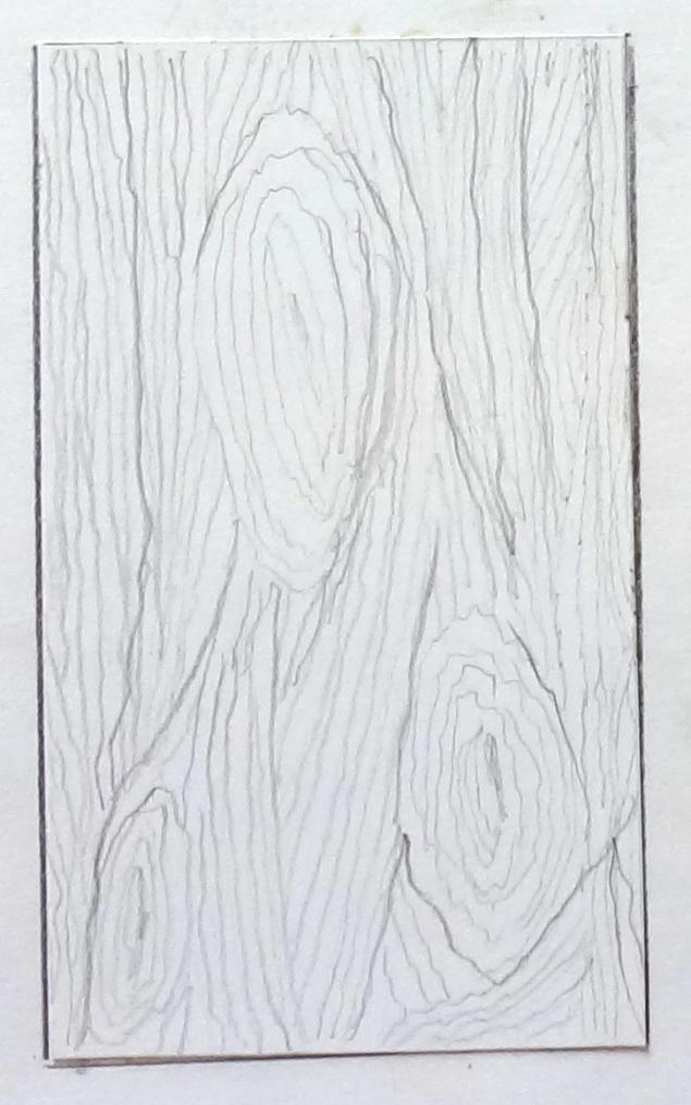 старение дерева