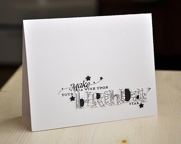 Минималистические открытки, повара