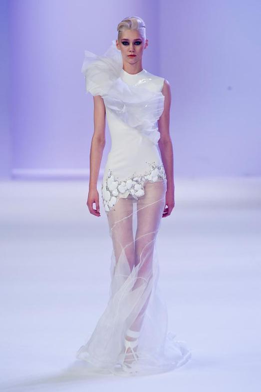 Stephane Rolland Haute Couture весна-лето 2014, фото № 15
