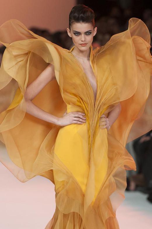 Stephane Rolland Haute Couture весна-лето 2014, фото № 129
