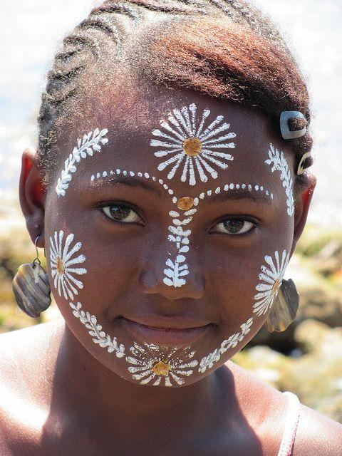 Sakalava girl from Madagascar. #callforwonder