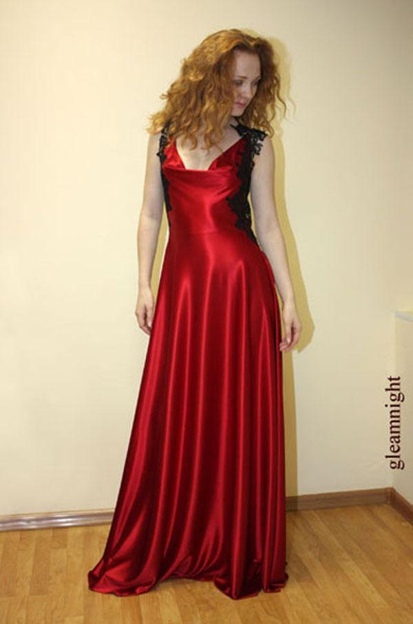 шикарное платье, платье с кружевом