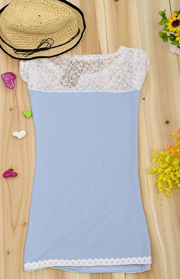 Как украсить блузку кружевом своими руками фото