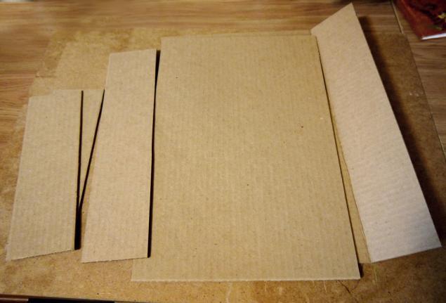 Коробка упаковка для куклы своими руками фото 656
