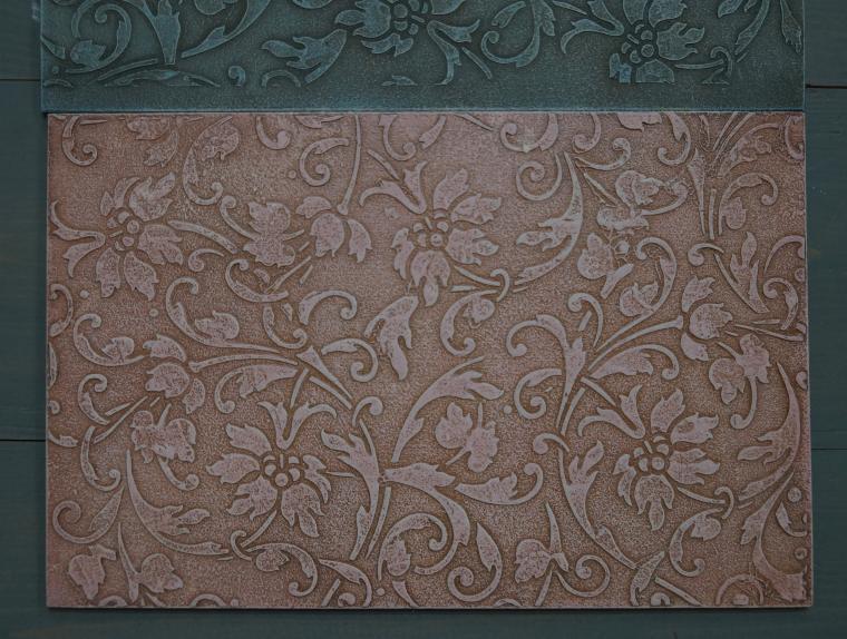 Тиснение орнамента на мебели. Мастерская Натальи Строгановой. Отчет. Часть 2, фото № 4