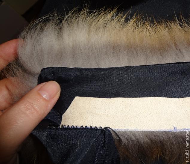 скорняк, как сшить мех