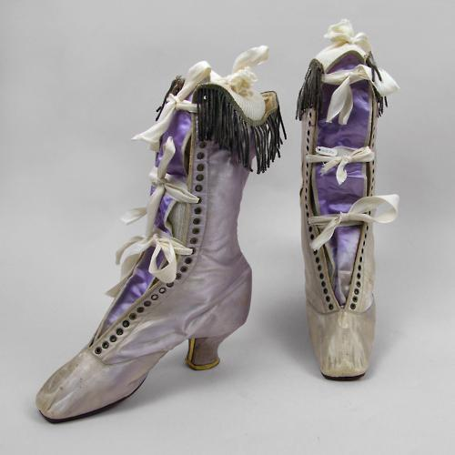 старинная обувь