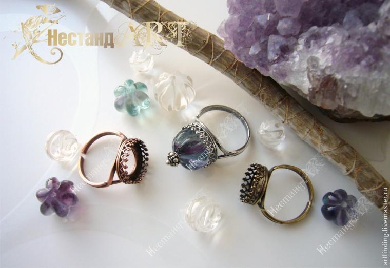 кольцо, хендмейд
