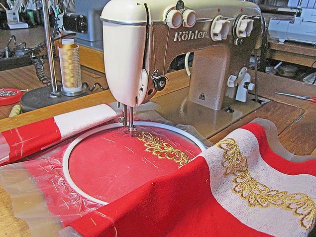 Как пользоваться стабилизатором для вышивки 91