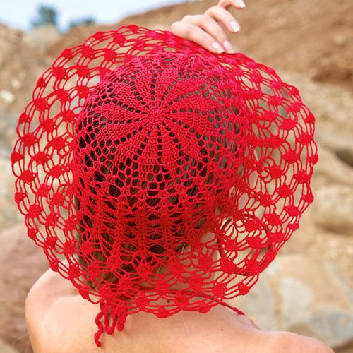 вязание детской шляпки крючком схемы