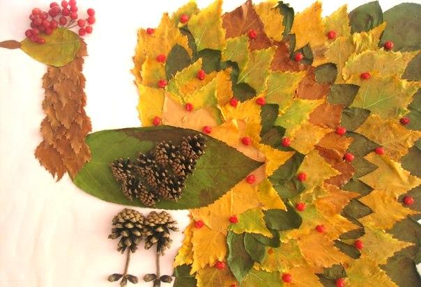 объекты учета картины из листьев своими руками фото соответствующего документа опубликован