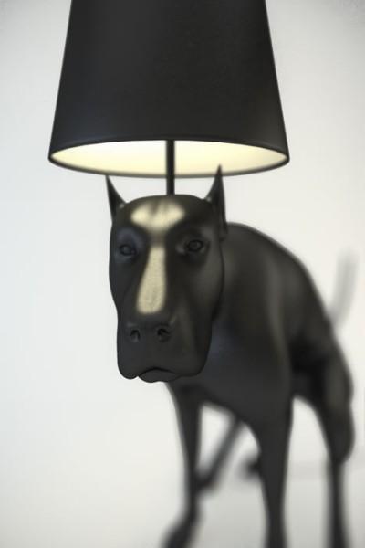 собака, напольный