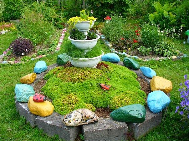 украшения для сада