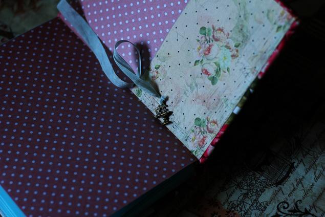 блокнот с цветами, свадебный подарок