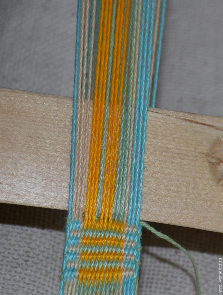 ткачество на бердышке