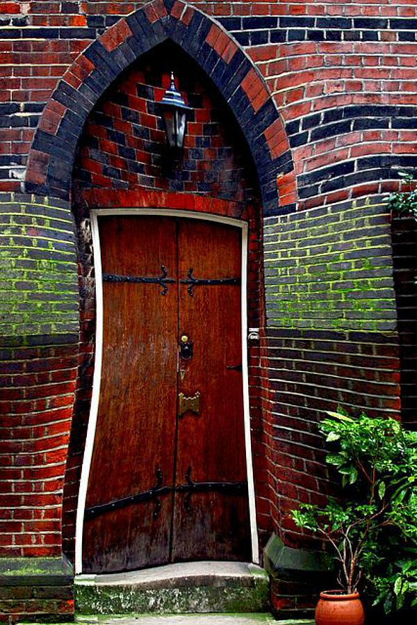 том, что креативные входные двери фото будете