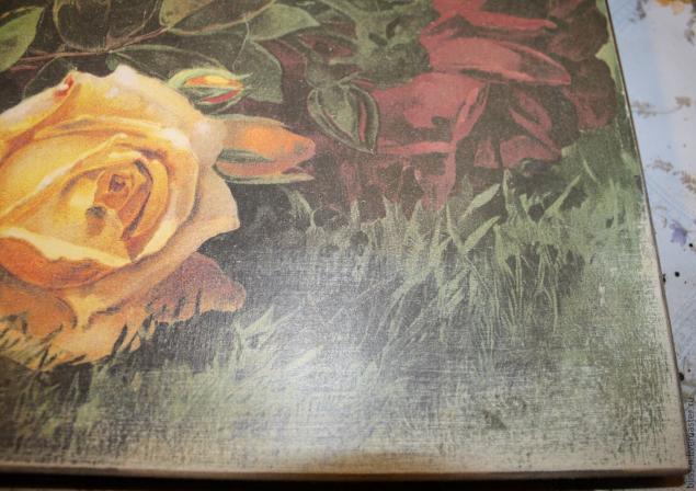 декупаж журнального столика от Наталья Bliss 130112024047