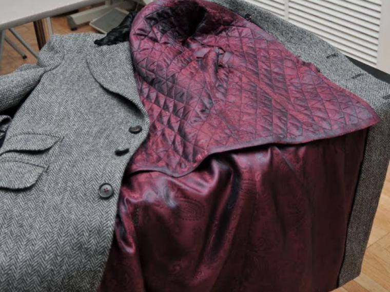 Как сделать утеплитель в пальто