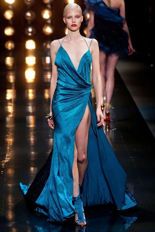 Alexandre Vauthier Haute Couture весна-лето 2014, фото № 27