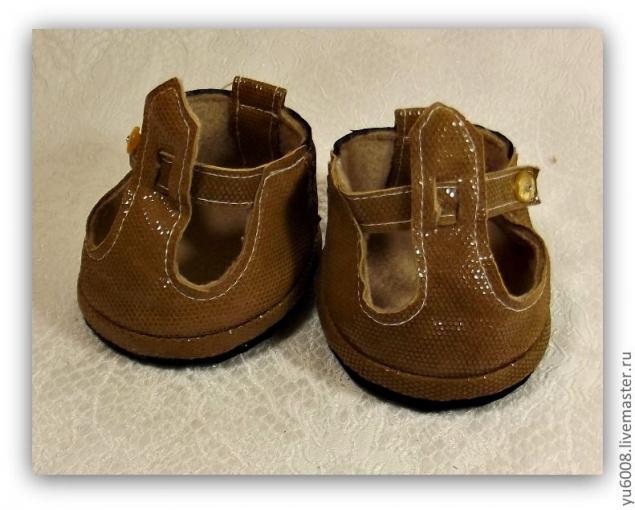 обувь для мишки