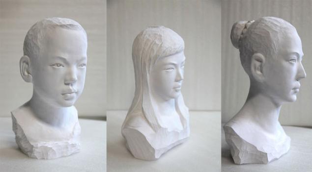 В Нью-Йорке проходит выставка растягивающихся скульптур из бумаги, фото № 1