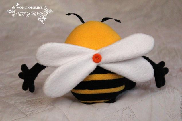 Своими руками пчелка игрушка
