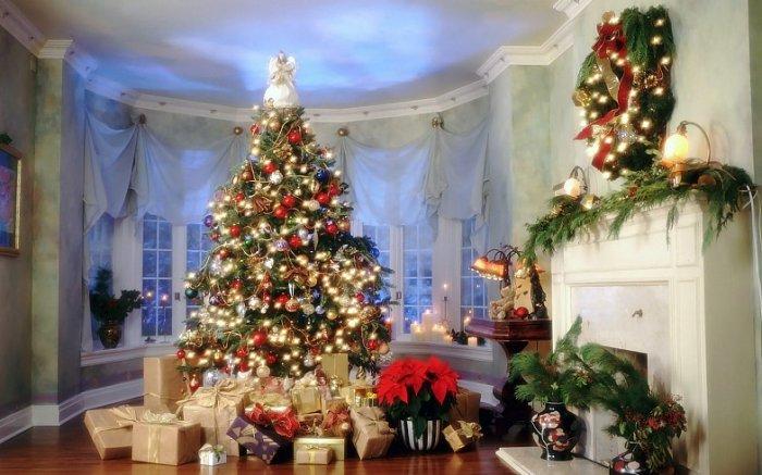 новогоднее настроение, новогоднее
