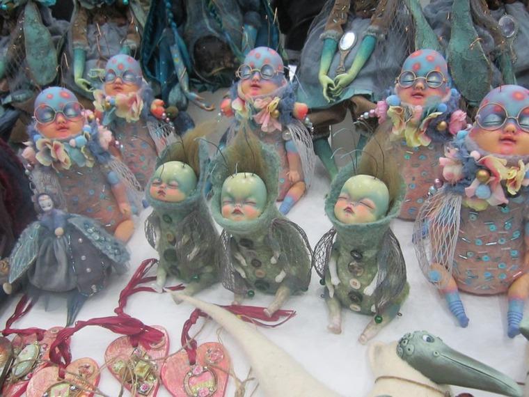 Немного Весеннего бала кукол... Фото, фото № 34