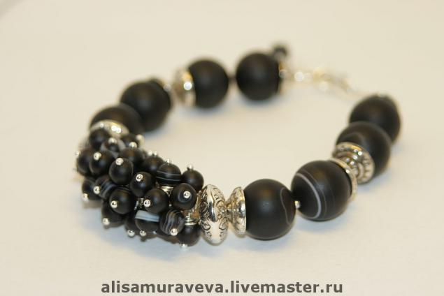 Мастер класс по созданию украшений из натуральных камней
