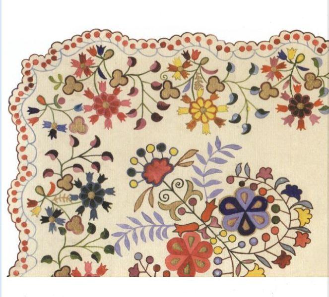 Татарская вышивка картинки