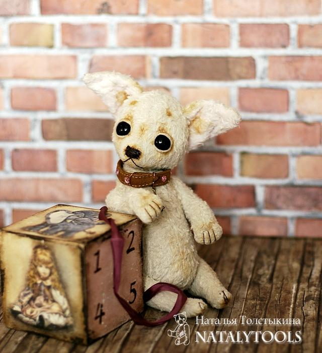 плюшевый мишка, мастер-класс по мишке