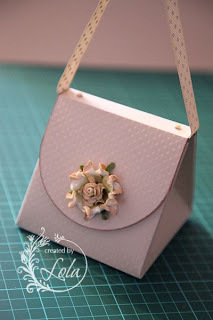 Mini album or card. Pocketbook