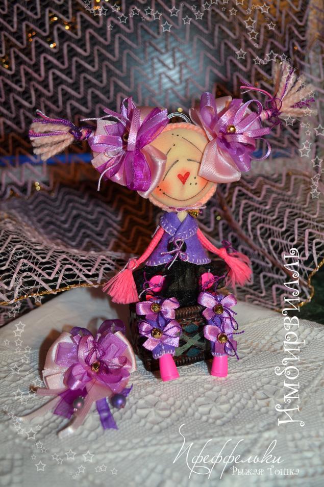 сказки, текстильная куколка