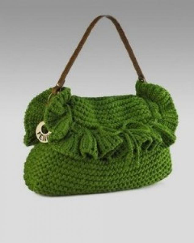 21e8d90ab988 Вязаные дизайнерские сумки – Ярмарка Мастеров