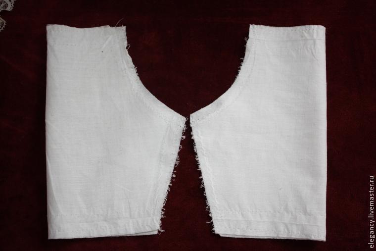 Как сшить панталоны выкройка