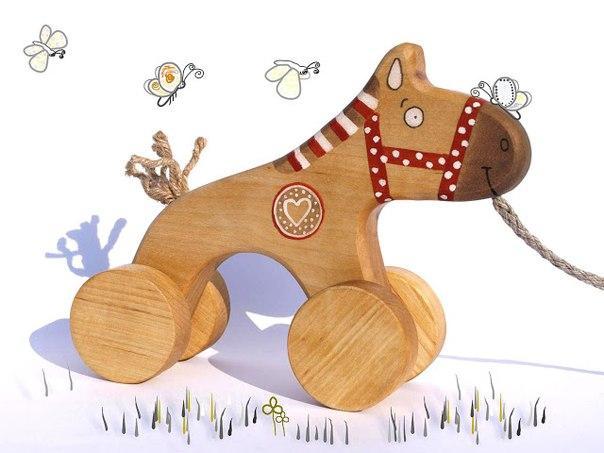игрушка, деревянные игрушки, такса