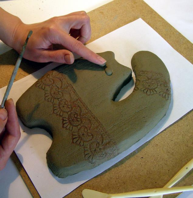 Шликер керамика как сделать