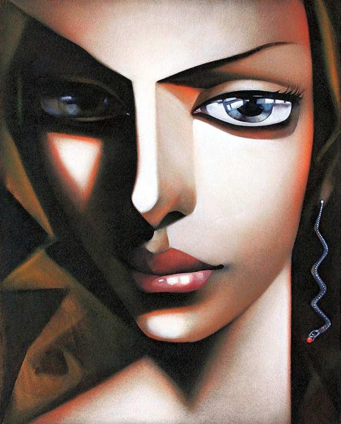 греческая художница