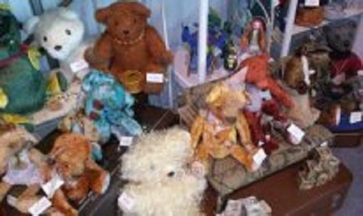 красноярск, выставка-продажа, мишки тедди
