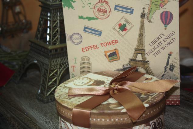 коробка-шкатулка, упаковка подарка