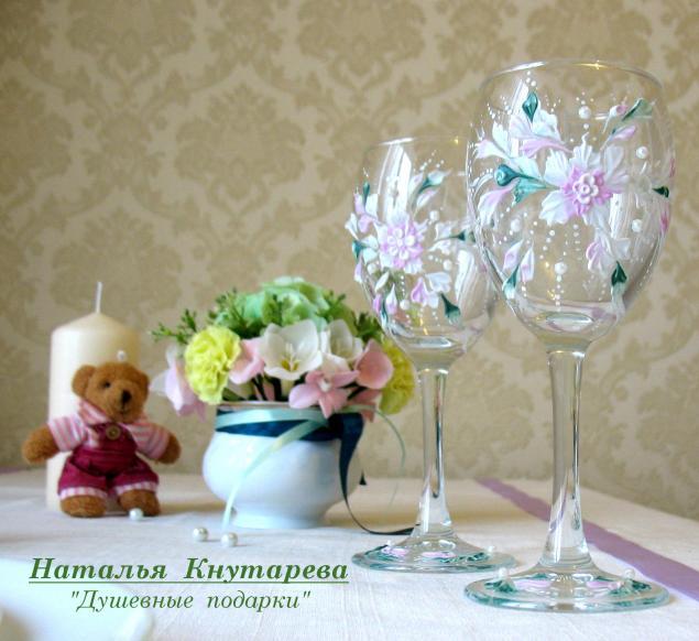 романтика, цветы ручной работы