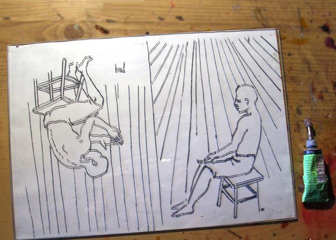 Рисуем на стекле, фото № 6