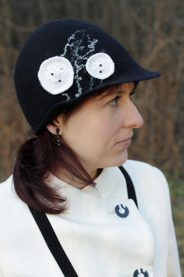 шляпки женские