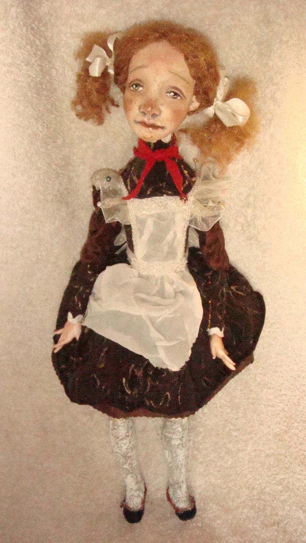 кукла ручной работы, смотреть куклы, подарок маме