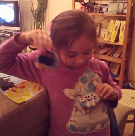 Девочки и брошки созданы друг для друга! :), фото № 2
