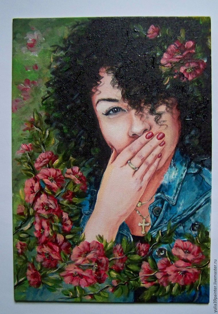 Разукрасить девушек
