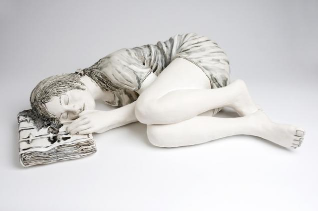Керамические скульптуры Katharine Morling, фото № 26