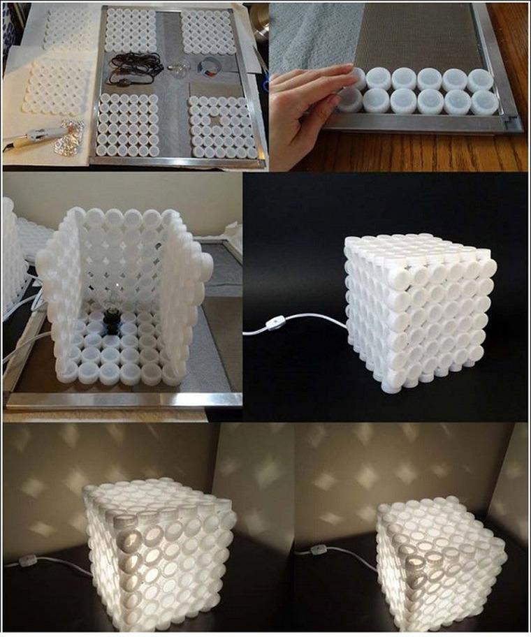 Идеи для дома своими руками из ненужных вещей